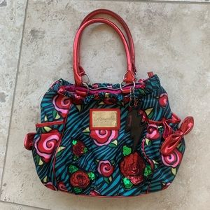 Betseyville Floral Bow Bows Purse